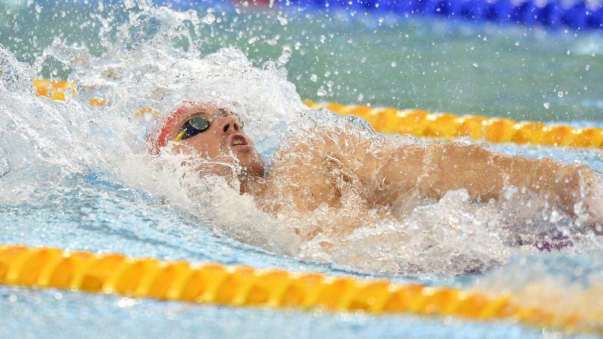 Jérémy Stravius sur les championnats de France