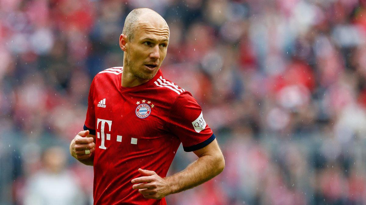 Arjen Robben - FC Bayern München