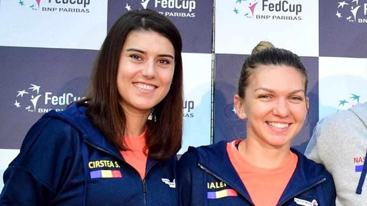Sorana Cîrstea & Simona Halep