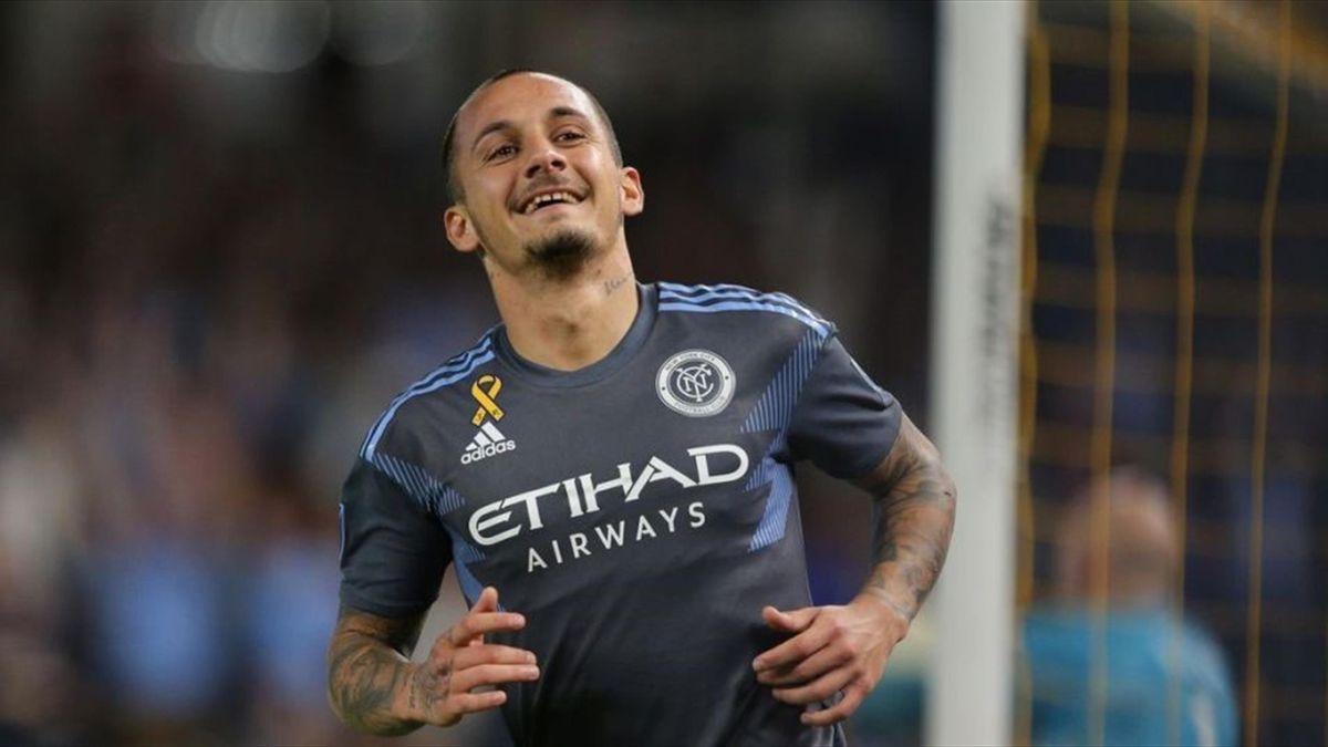 Alex Mitrita MLS