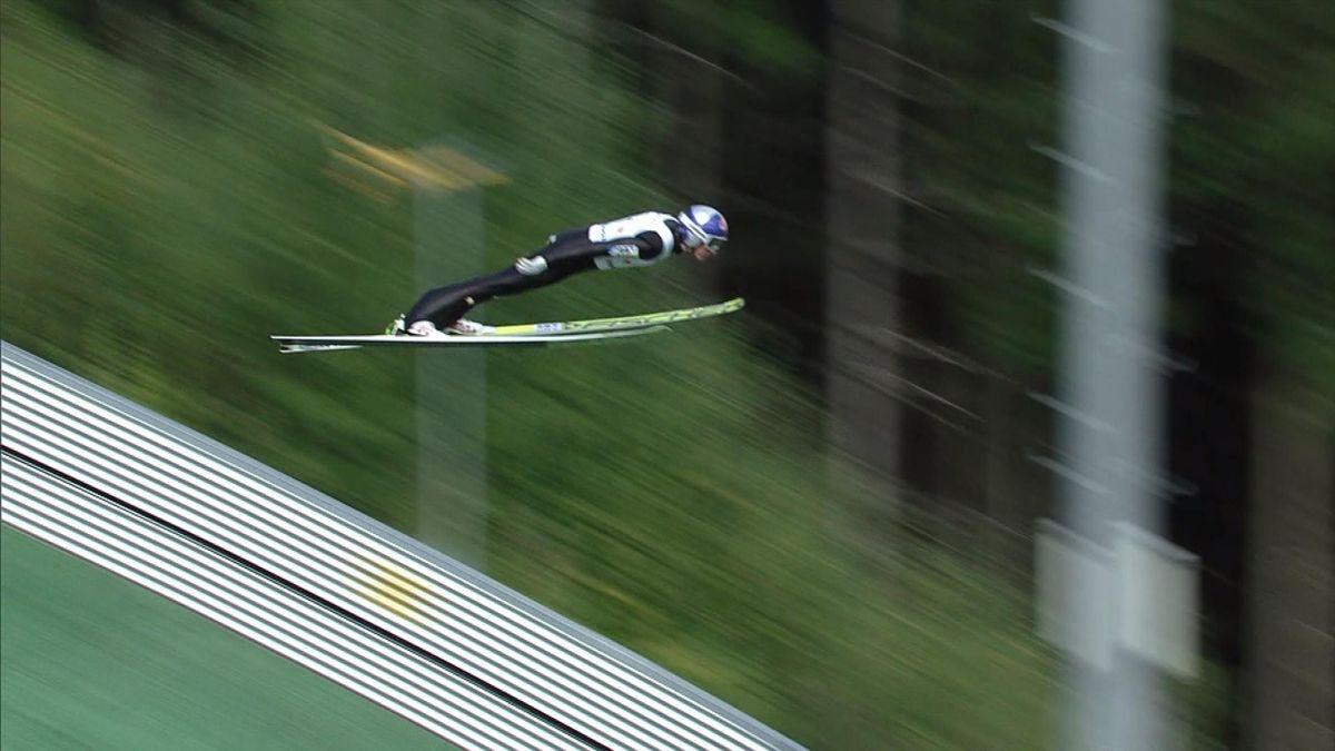 Ski Jumping Summer GP - Hinzenbach: HS 94
