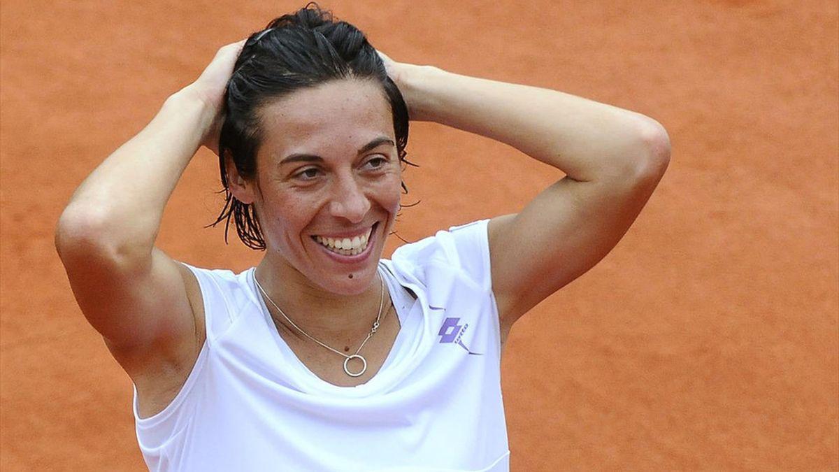 Francesca Schiavone supera Caroline Wozniacki - Roland Garros 2010