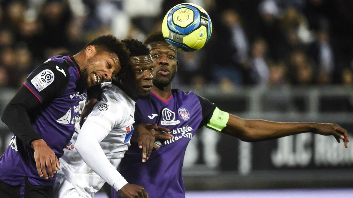 Toulouse - Amiens, match de Ligue 1 2019/2020