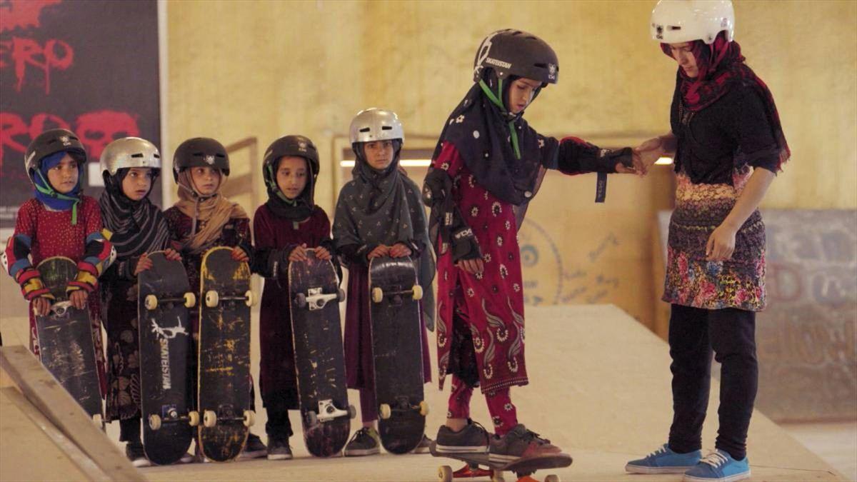 Learning to skateboard - Oscar 2020