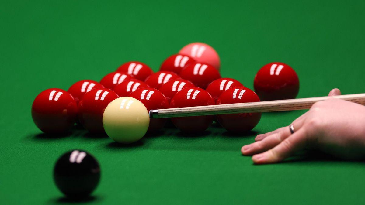 John Higgins | Hand | Snooker | 2021 | ESP Player Feature