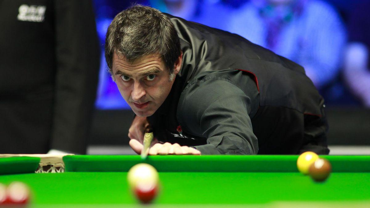 Ronnie O'Sullivan wurde zum sechsten Mal in seiner Karriere Snooker-Weltmeister