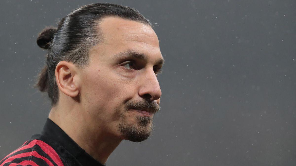 Ibrahimovic - Milan-Torino - Serie A 2019/2020 - Getty Images