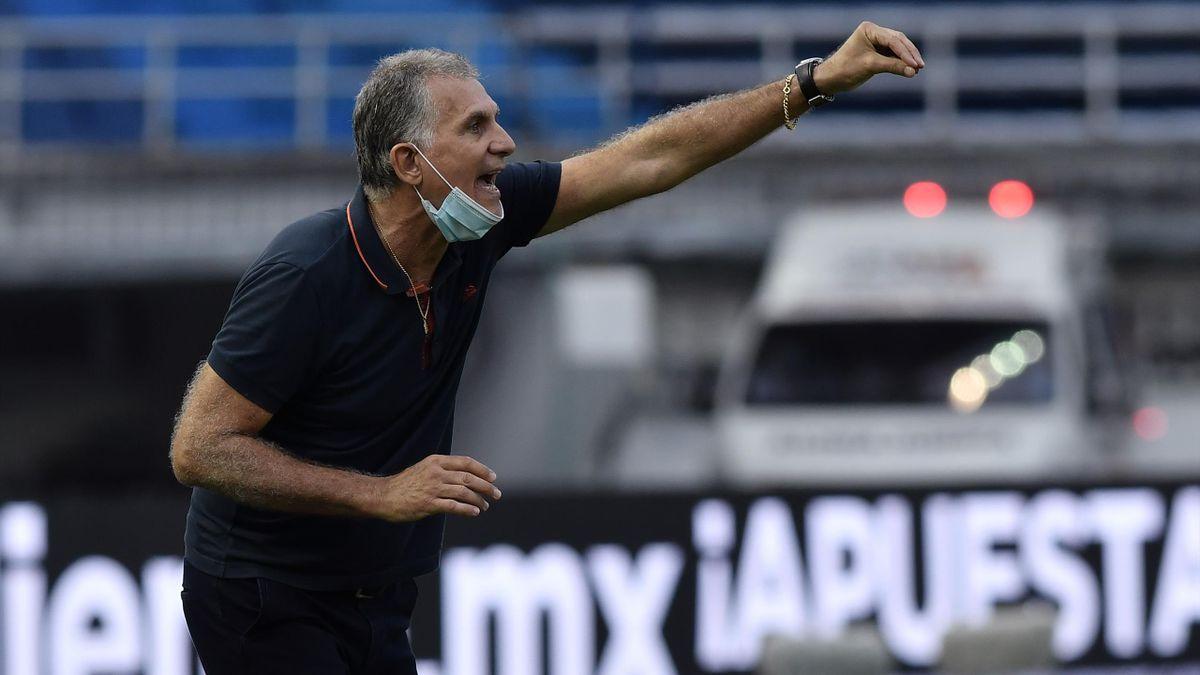 Carlos Queiroz - Kolumbien
