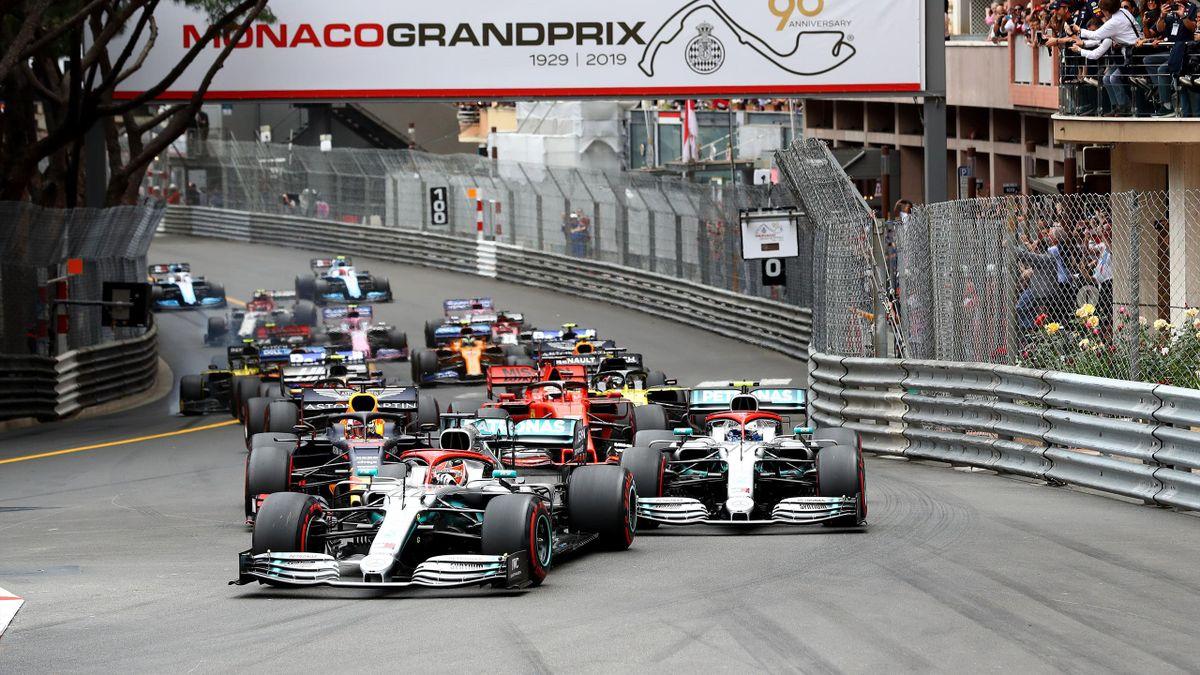 Lewis Hamilton führt 2019 den Großen Preis von Monaco an. Möglicherweise könnte es bald auch ein Formel-1-Team aus Monaco geben