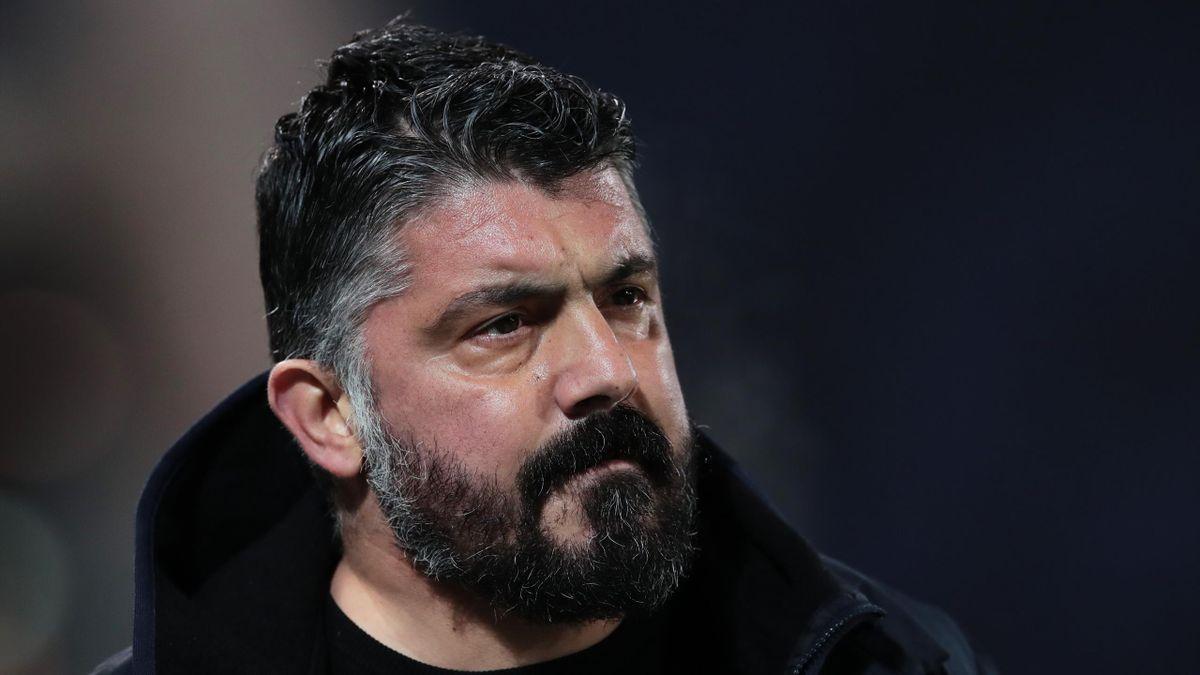 Gattuso Atalanta Napoli