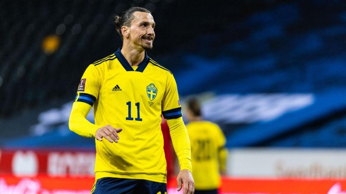 Zlatan Ibrahimovic fehlt Schweden bei der EM