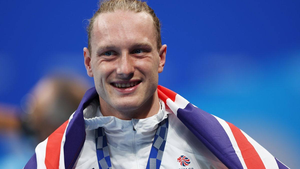 'I'm so happy, I forgot what I was saying! - Watch ecstatic Greenbank's reaction to bronze success