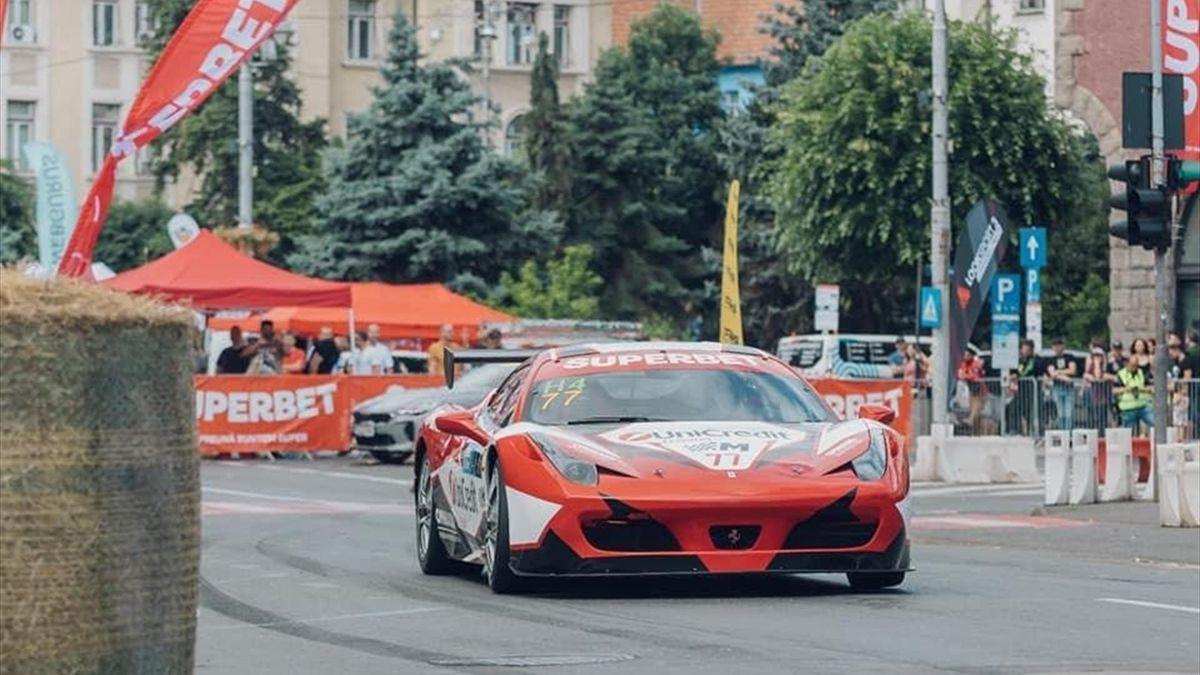 Super Rally Deva