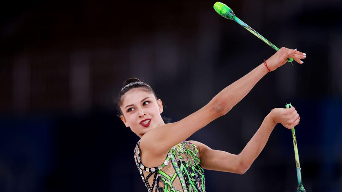 Milena Baldassarri - Tokyo 2020