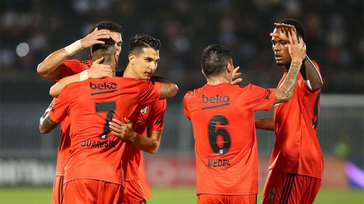 Partizan 1-1 Beşiktaş