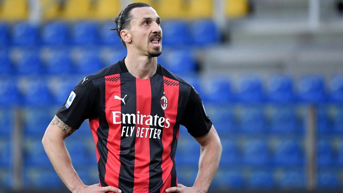 Die UEFA hat Ermittlungen gegen Zlatan Ibrahimovic eingeleitet