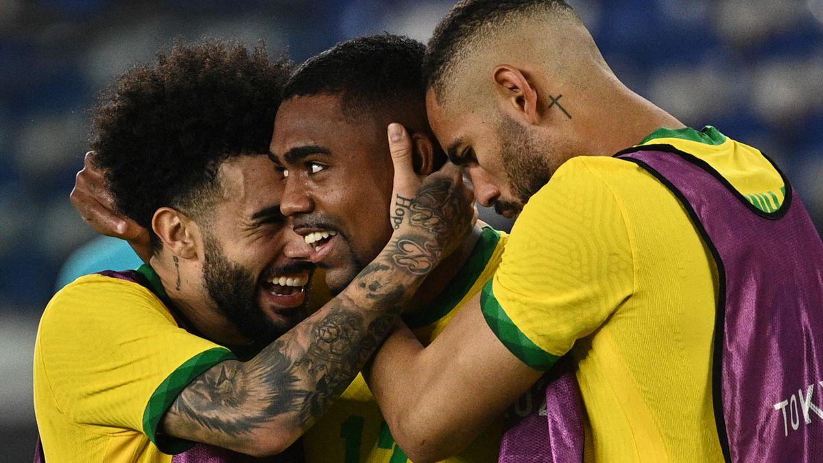 Малком, сборная Бразилии