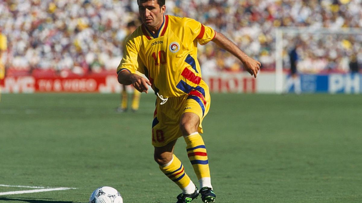 Steaua București #73   Gheorghe Hagi