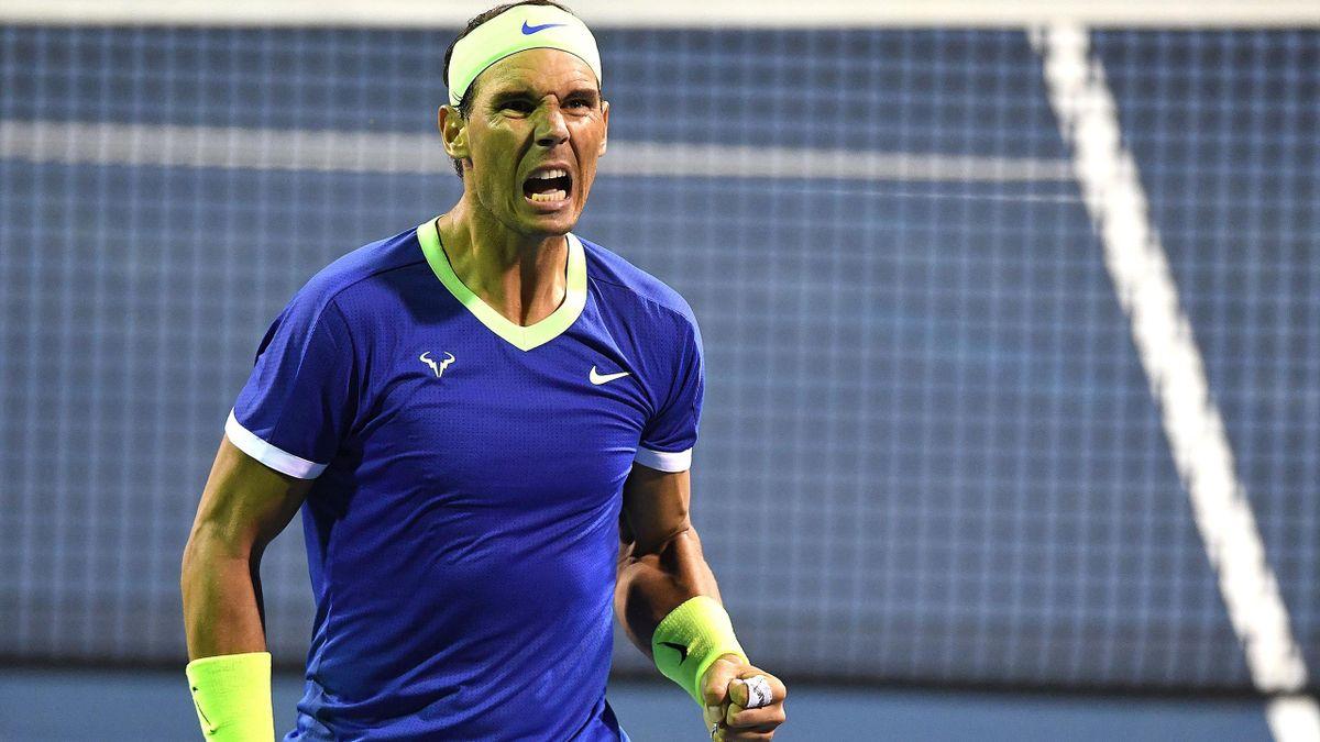 ATP Washington 2021: Rafa Nadal revela molestias físicas en un pie tras su  maratón ante Jack Sock - Eurosport