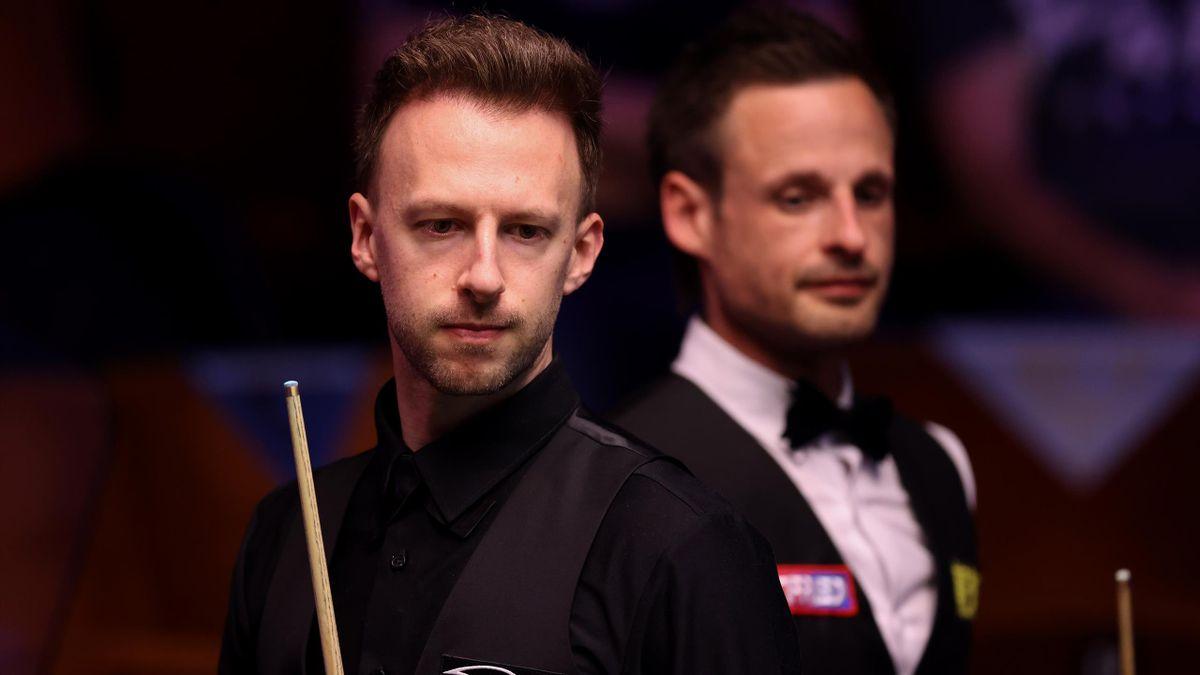 David Gilbert-Judd Trump, World Snooker Championship