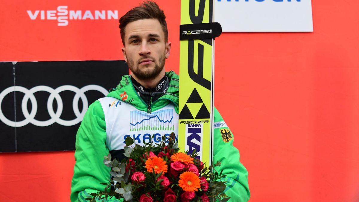 Eisenbichler gewinnt die Qualifikation in Lillehammer