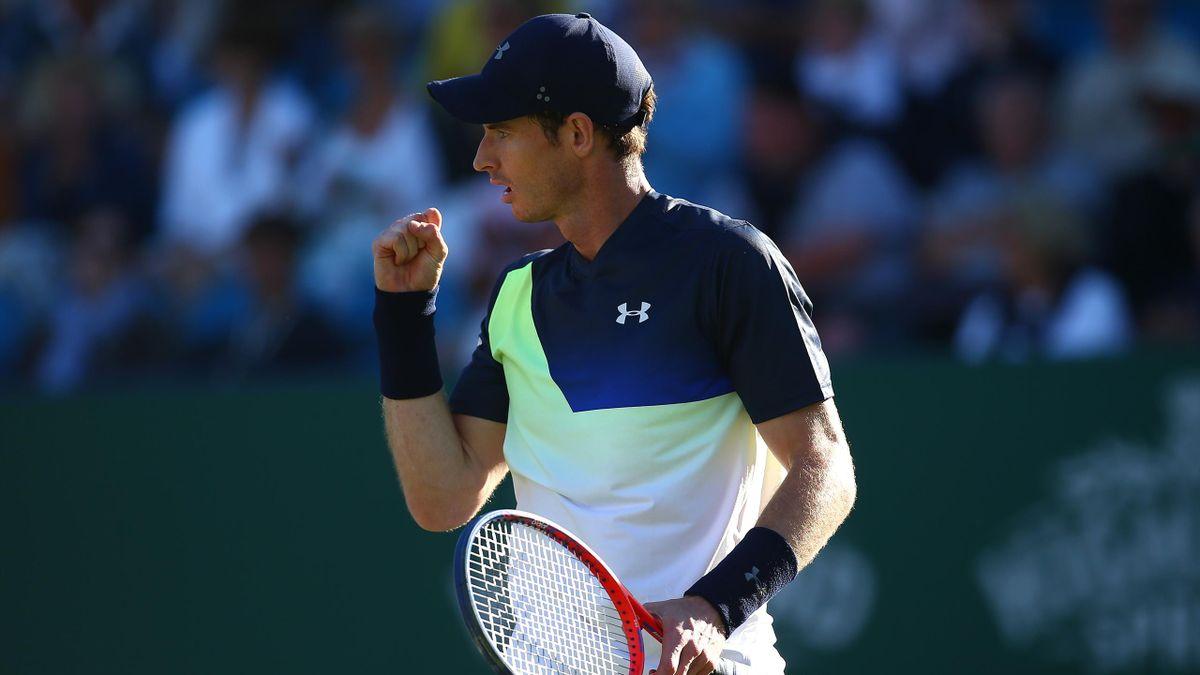 Andy Murray - Juin 2018