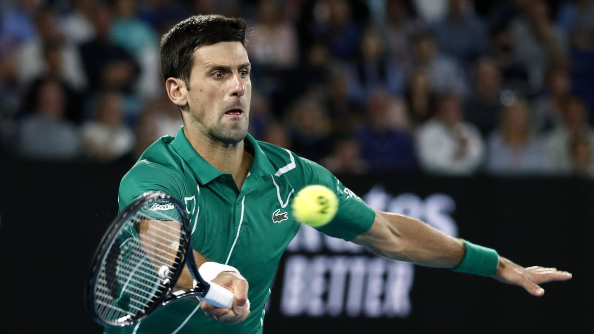 Djokovic Raonic