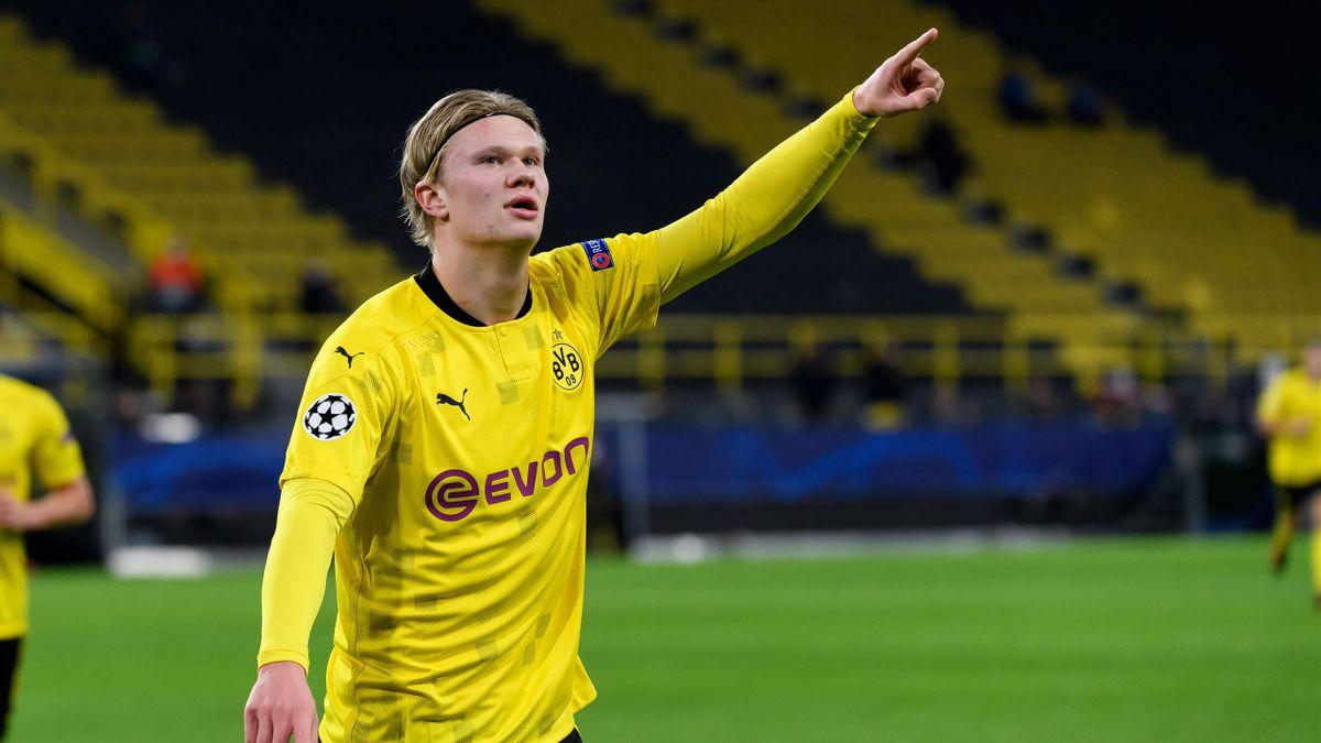 Erling Haaland sorgt bei Borussia Dortmund für die Tore