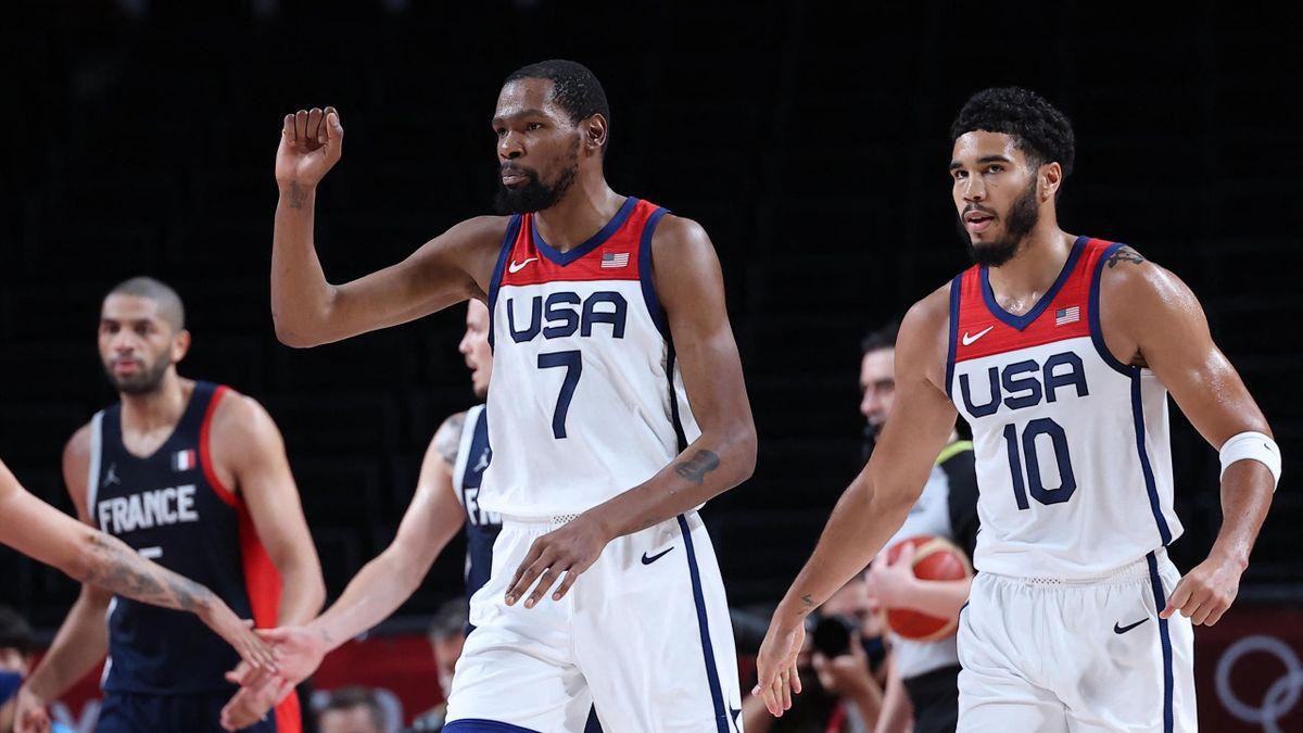 Visszavágott a Team USA a franciáknak, Duranték az olimpiai bajnokok!