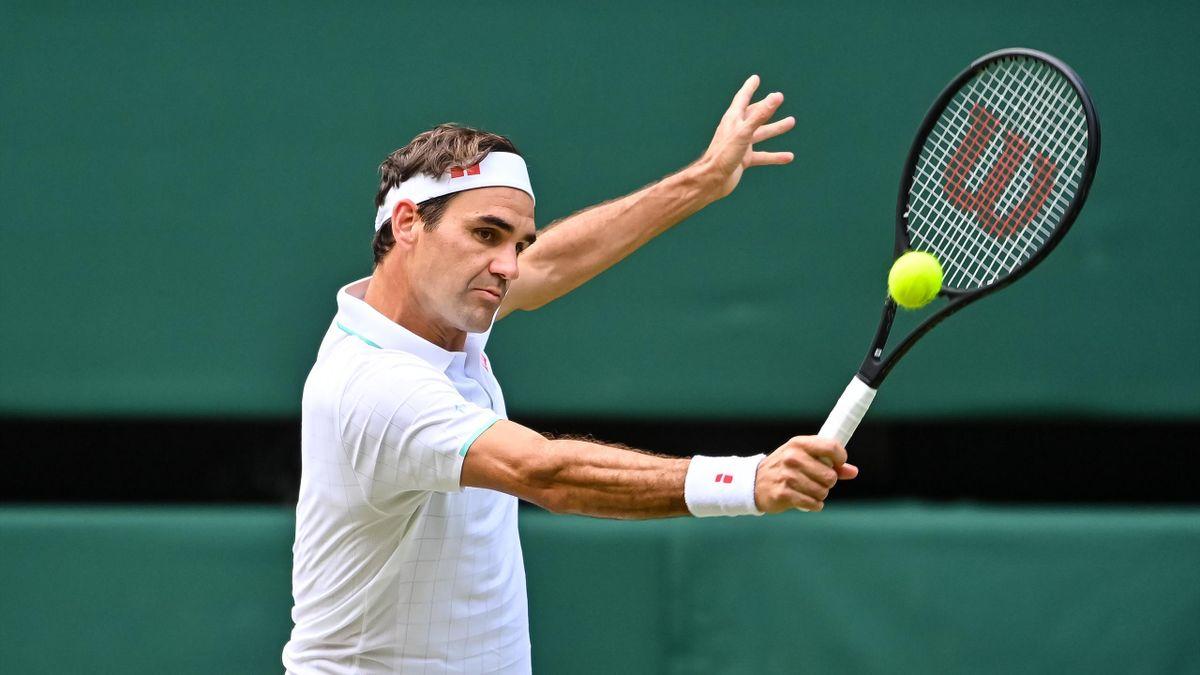 Roger Federer scheiterte zuletzt in Wimbledon im Viertelfinale an Hubert Hurkacz
