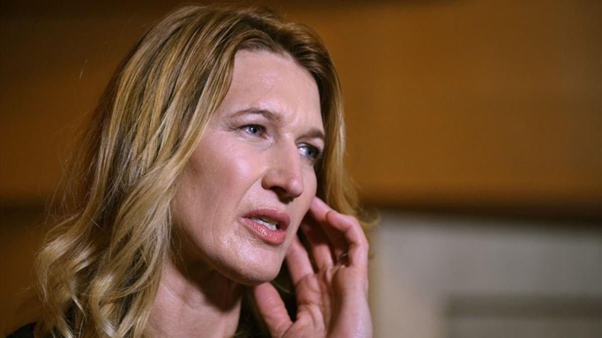 Steffi Graf klagt über gesundheitliche Probleme
