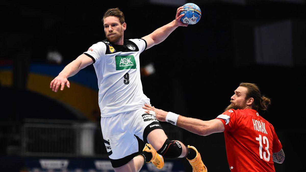 Für Nationalspieler Tobias Reichmann zählt das deutsche Team zu den Mitfavoriten auf den WM-Titel