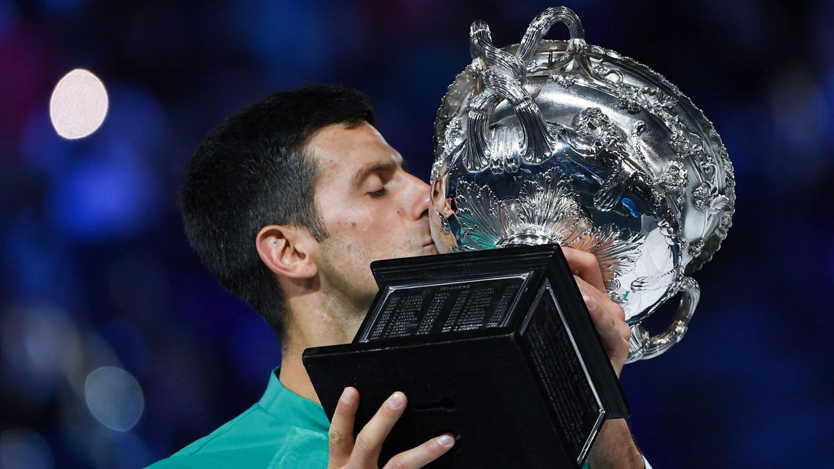 Djokovic-Medvedev: 'Nole' IX de Australia