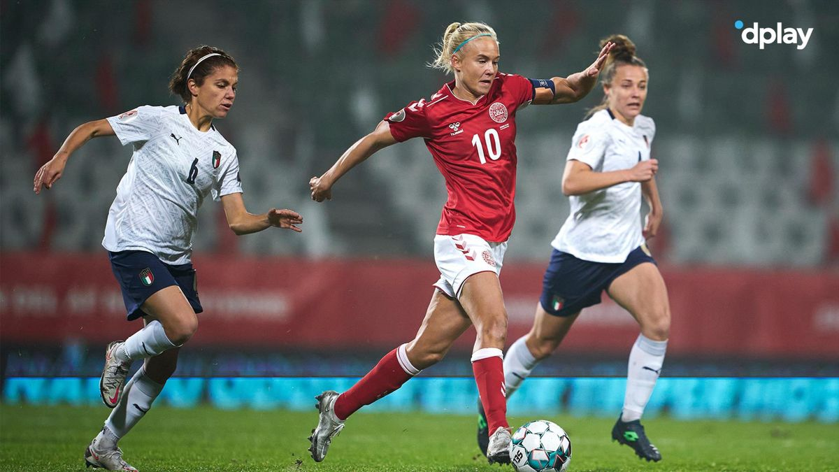 Dansk triumf i Eurosport Star of the Year: Harder kåret til årets kvindelige fodboldspiller