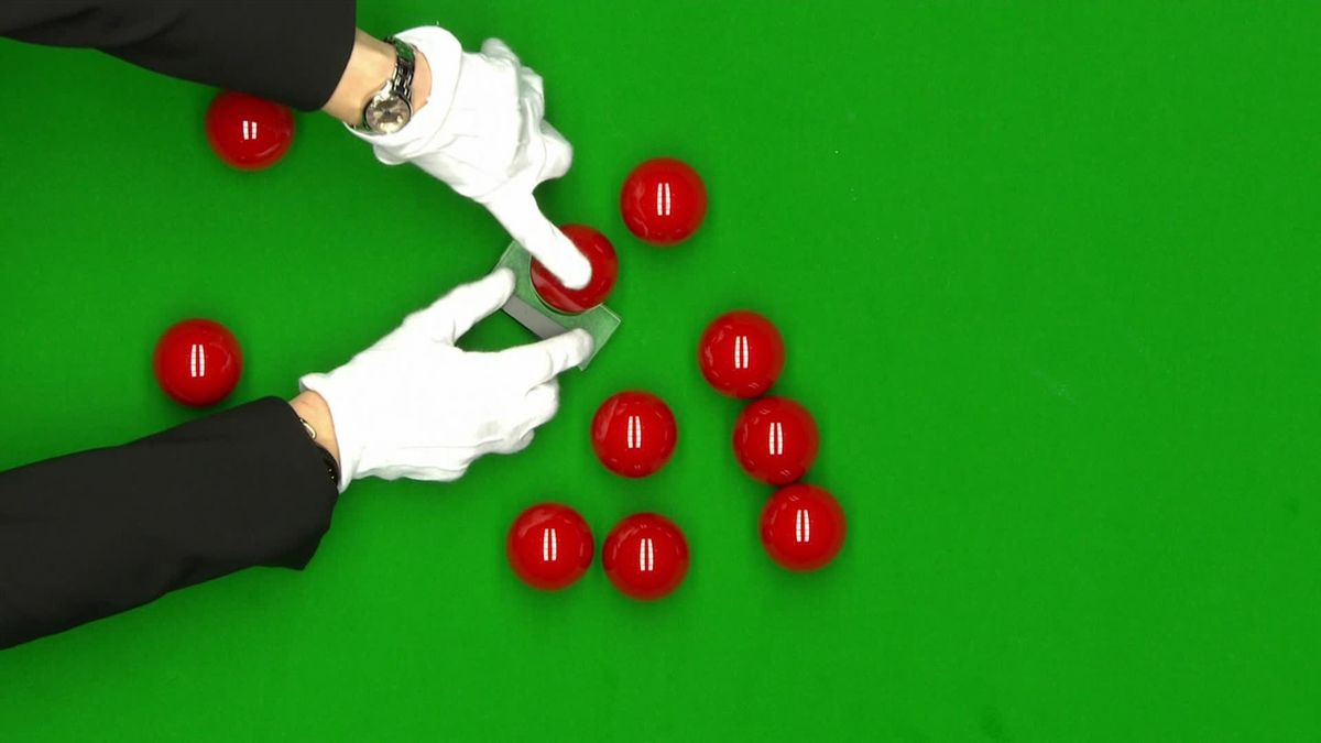 Snooker Masters London : The accurate job of the referee could be absorbing