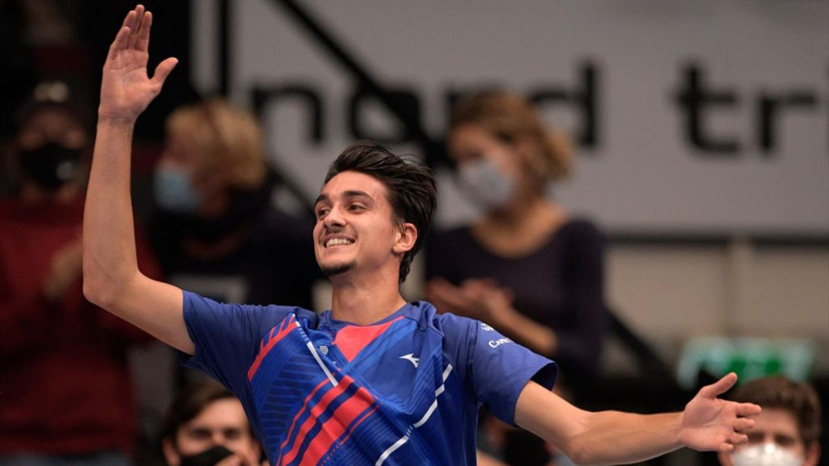 Lorenzo Sonego - ATP Vienna 2020