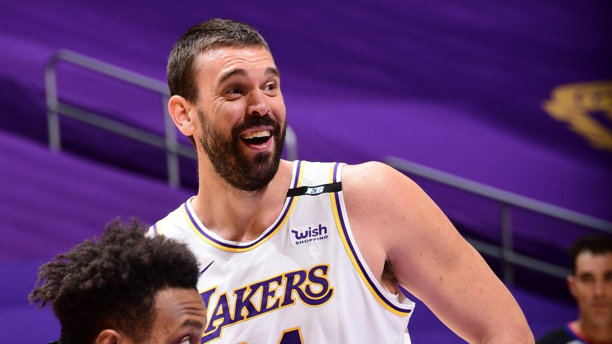 Marc Gasol (Los Ángeles Lakers)