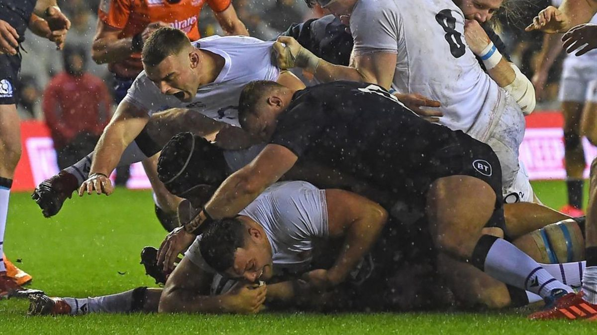 Rugby, Seis Naciones, Inglaterra, Escocia