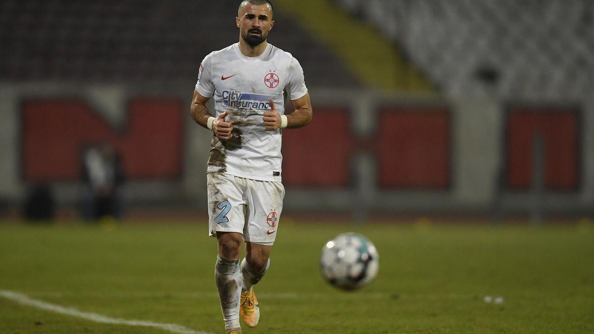 Valentin Crețu (FCSB)