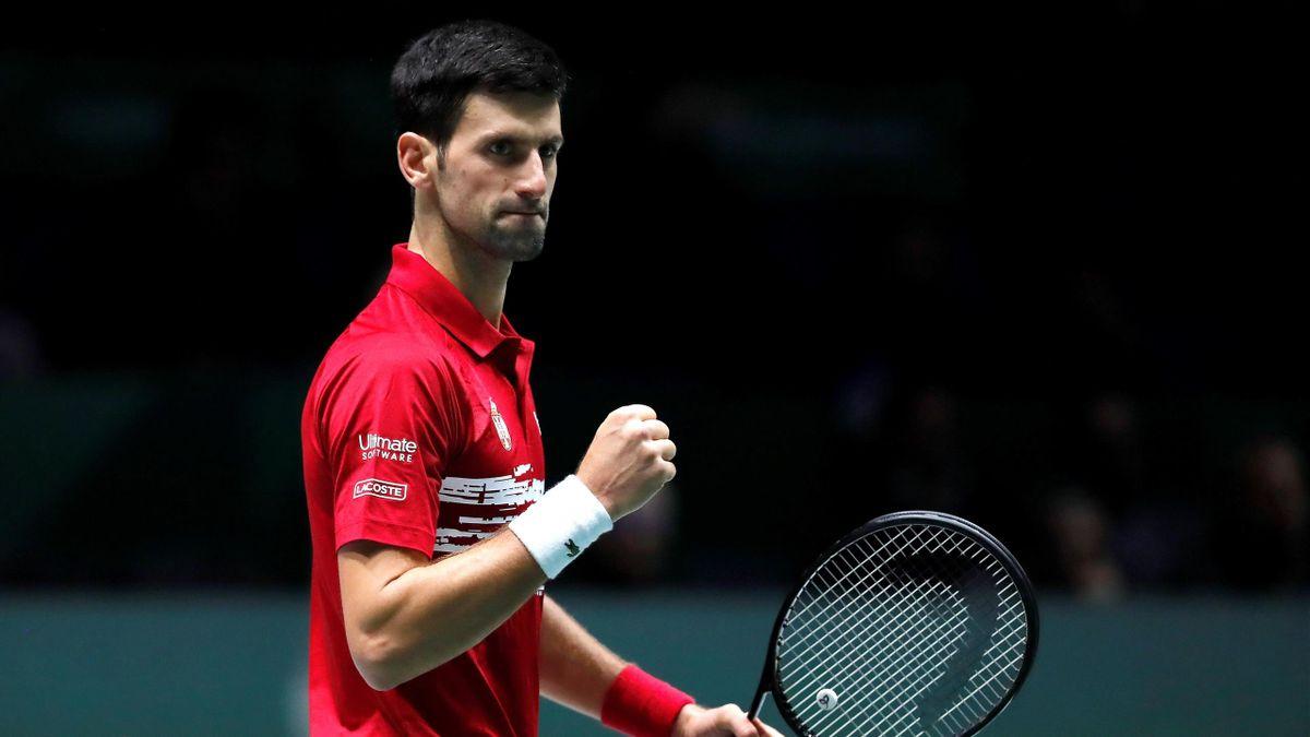 Novak Djokovic - Davis Cup