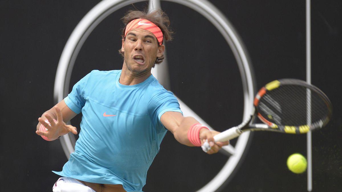 Rafael Nadal - ATP Stuttgart 2015