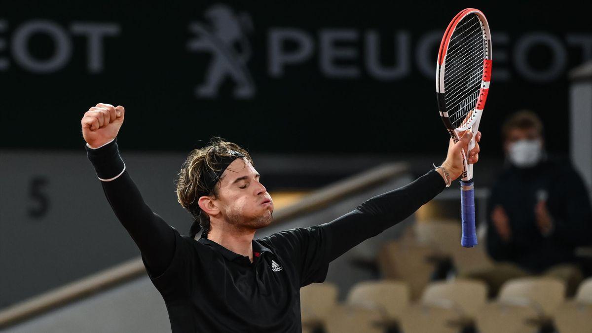 Dominic Thiem, Roland-Garros 2020