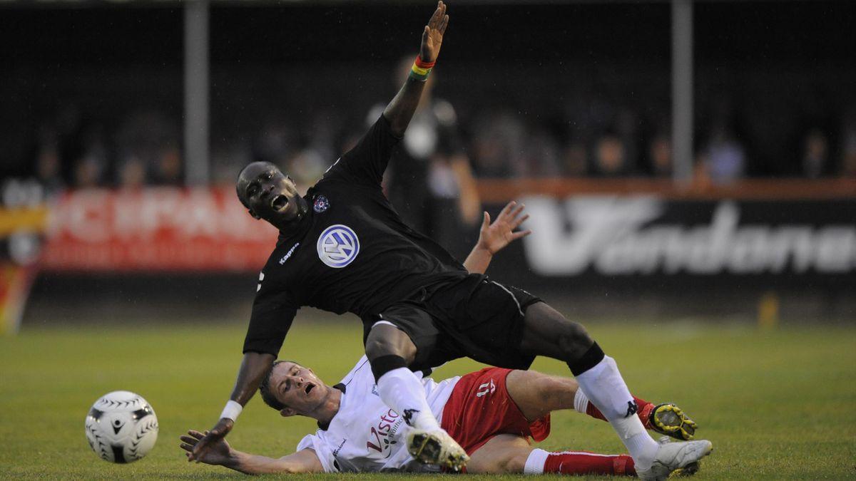 Rhyl FC  - Partizan Belgrad, Europa League