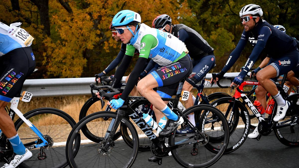 Dan Martin | La Vuelta 2020