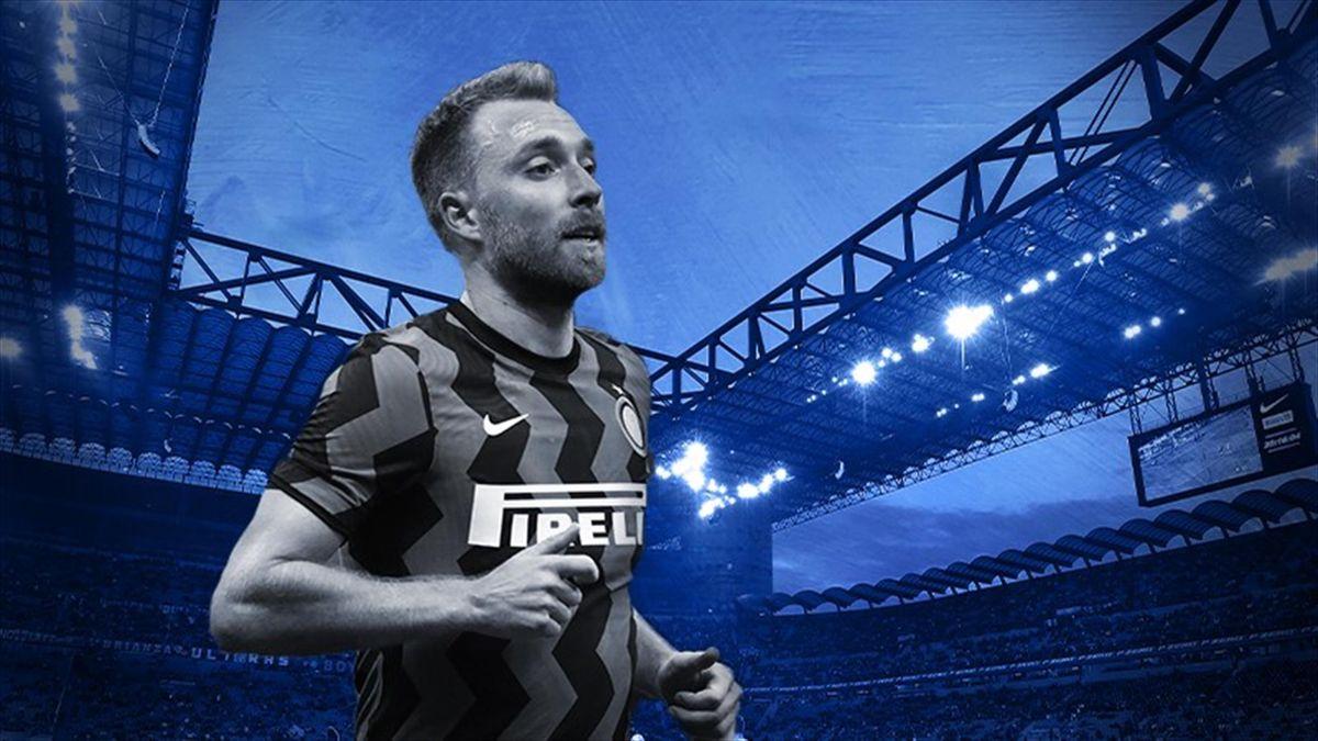 Christian Eriksen, Inter 2020/2021