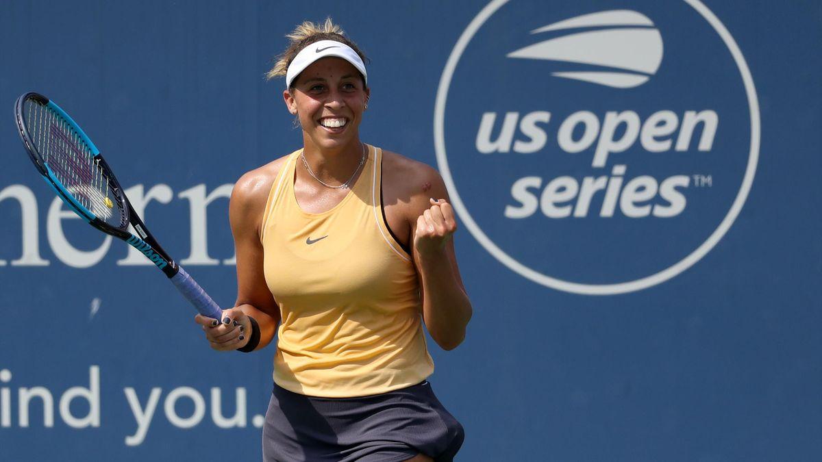 Madison Keys - WTA Cincinnati