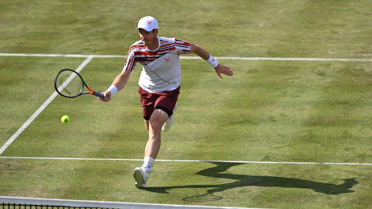 Andy Murray erhält eine Wildcard für Wimbledon