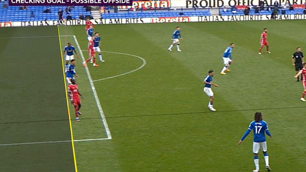 Everton - Liverpool 2-2