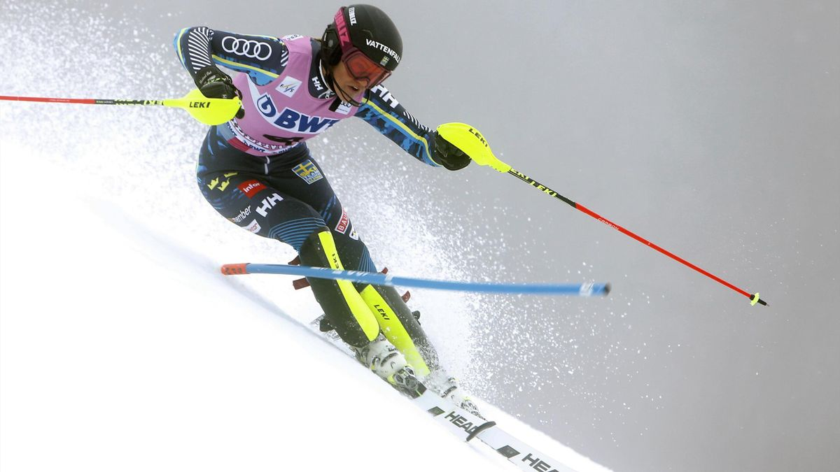 Anna Swenn-Larsson | Slalom | ESP Player Feature