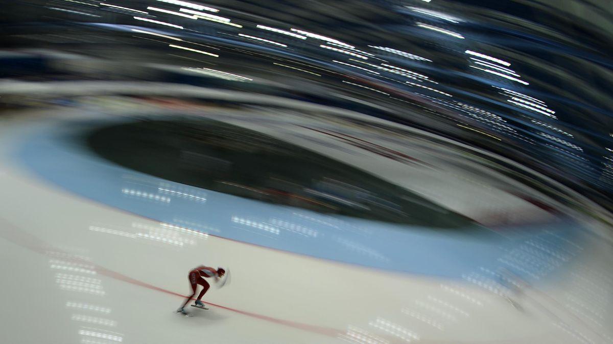 Чемпионат Европы по конькобежному спорту в Челябинске